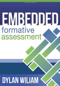 Embedded formative assessment, Wiliam