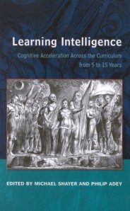 Learning intelligence, Shayer & Adey