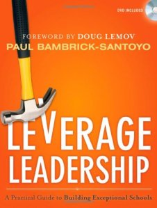 Leverage leadership, Bambrick-Santoyo