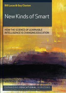 New kinds of smart, Claxton